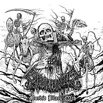 Gravecrusher - Morbid Black Oath
