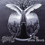 Majestic Downfall The Slow Death - split
