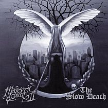 Majestic Downfall / The Slow Death - split