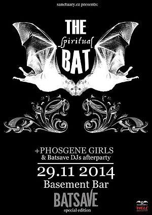The Spiritual Bat poster