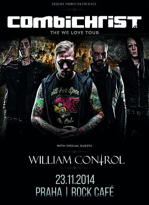 Combichrist poster 2014