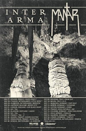 Inter Arma poster 2014