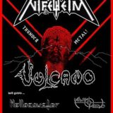Nifelheim, Vulcano, War-Head
