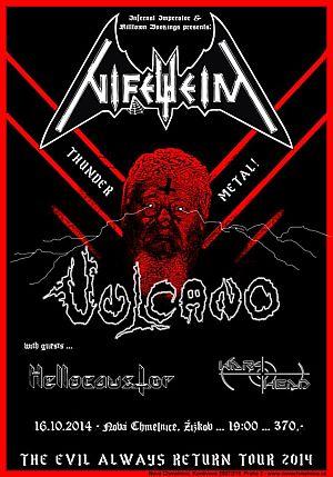 Nifelheim poster 2014