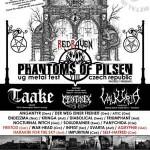 Phantoms of Pilsen 8 (čtvrtek / pátek)