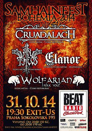 Samhainfest poster 2014
