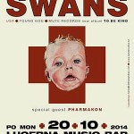 Swans poster 2014