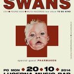 Swans, Pharmakon