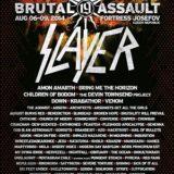 Brutal Assault 19 (pátek)