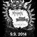 Mitochondrion, Ritual Necromancy, Auroch