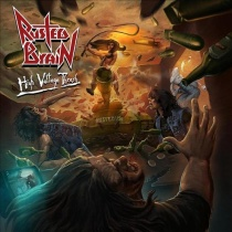 Rusted Brain - High Voltage Thrash