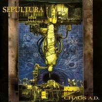 Sepultura - Chaos A.D.