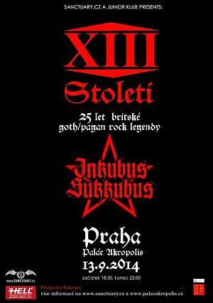 XIII stoleti poster 2014