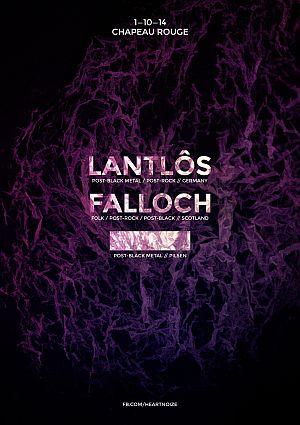 Lantlos poster 2014