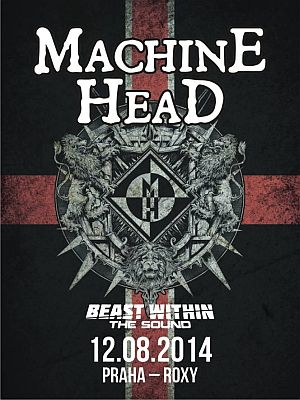 Machine Head poster 2014