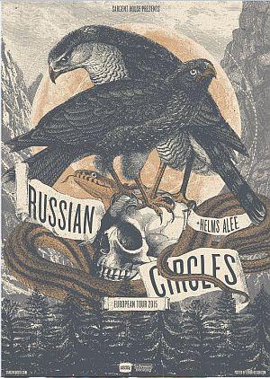 Russian Circles poster 2015
