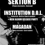 Sektion B, Institution D.O.L. a Magadan 18.4. v Chapeau Rouge