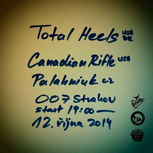 Total Heels poster 2014