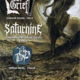 Abysmal Grief, Saturnine, The Tower