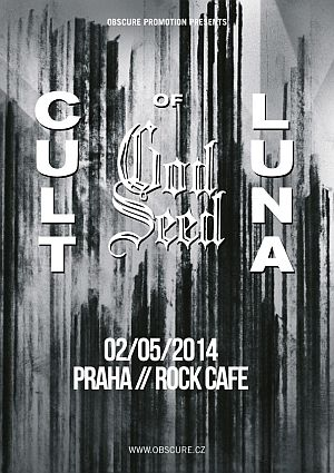 Cult of Luna poster 2014