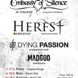 Dying Passion, Embassy of Silence, Herfst
