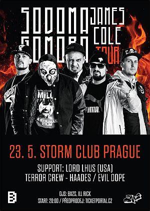 Sodoma Gomora poster 2015