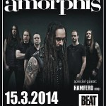 Amorphis poster 2014