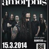 Amorphis, Hamferð