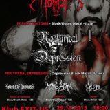 Forgotten Tomb, Nocturnal Depression, Secret of Darkness