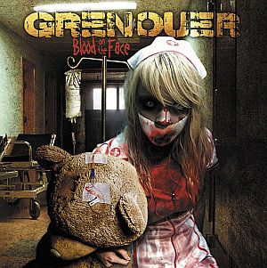 Grenouer - Blood on the Face