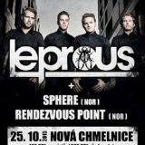 Leprous, Sphere, Rendezvous Point
