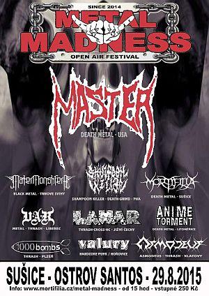 Metal Madness 2015