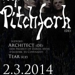 Project Pitchfork, Architect, Tear
