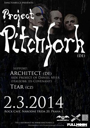 Project Pitchfork poster 2014