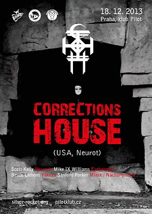 Corrections House poster