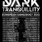Dark Tranquillity, Death Angel, Tristania