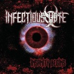 Infectious Hate - Insanity Begins