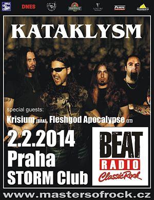 Kataklysm poster 2014
