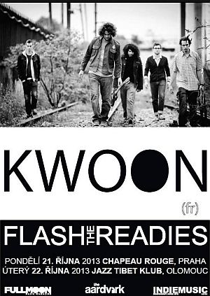 Kwoon, Flash the Readies