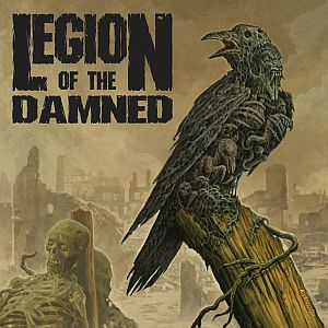 Legion of the Damned - Ravenous Plague