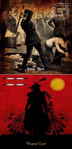 L'impero delle ombre / Bud Tribe - Corvi neri / Warrior Creed