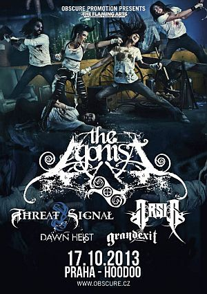 The Agonist, Threat Signal