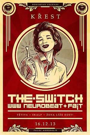WWW, The Switch poster 2013