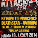 Winter Metal Attack 2014