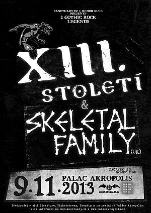 XIII. století poster 2013