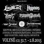 Enter the Eternal Fire 2015: 31.7. – 2.8., Volyně