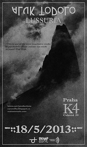 Aluk Todolo poster 2013