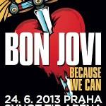 Bon Jovi poster 2013