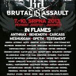 Brutal Assault 18 (sobota)