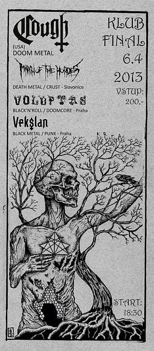 Cough, March of the Hordes, Vekslan